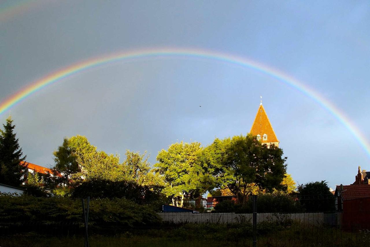Willkommen in der Kirchengemeinde St. Jacobi Greifswald / Jacobikirche